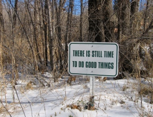 There Is Still Time (copyright 2007 Diana Rico)