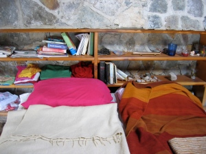 Books in Guatemala (copyright 2007 Diana Rico)